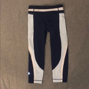 Athleta Girl Capri leggings